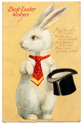 Wishing you happiness and chocolate this Easter