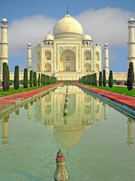Go Big as The Taj Mahal