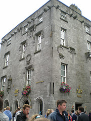 Lynch Castle/Allied Bank, Galway